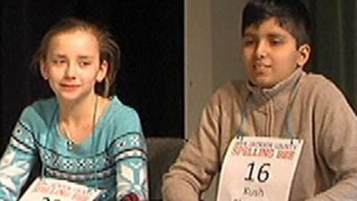 Kids Continue Their Epic Battle in Spelling Bee Showdown