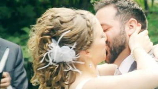 Man Shocks His Fiancée With a Day-of Wedding