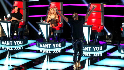 5. The Blind Auditions, Part 5