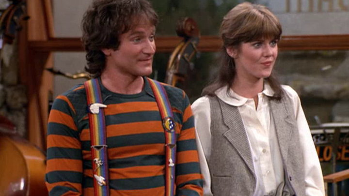 Image result for mork & mindy season 2 episode 6