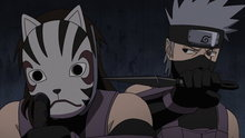 Naruto Shippuden 355: Kakashi: Shadow of the ANBU Black Ops – the Targeted Sharingan