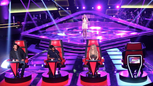 6. The Blind Auditions, Part 6