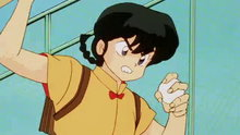 Ranma 1/2 50: Final Facedown! Happosai vs. the Invisible Man