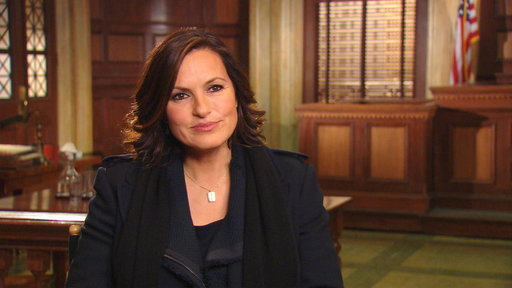 Mariska Hargitay On Directing