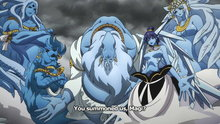 Magi 2 23: The Djinn Warriors