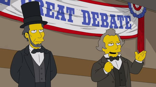 The Great Lincoln-Douglas Debate Riot