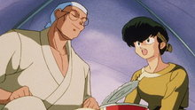 Ranma 1/2 118: Ryoga Inherits the Saotome School?