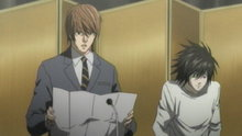 Death Note 9: Encounter