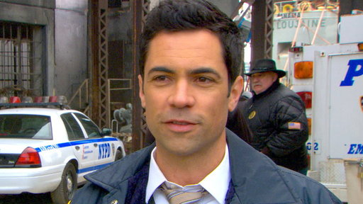 Danny Pino: It's a Harrowing Episode