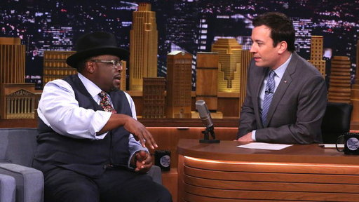 Cedric the Entertainer Has Trained for GQ His Whole Life