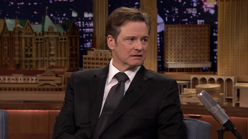 Colin Firth Talks the Railway Man