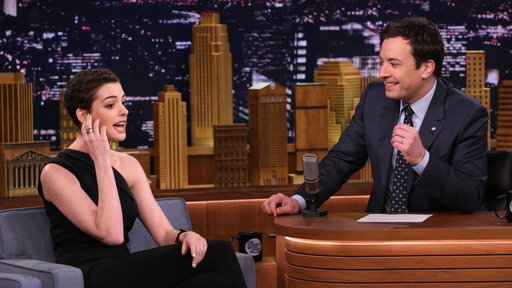 Anne Hathaway Is Sure She Didn't Drown