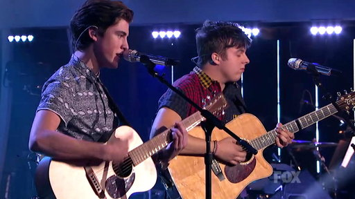 Top 8 Redux: Sam Woolf & Alex Preston