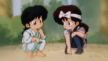 Ranma 1/2 128: Ukyo's Secret Sauce, Part 1