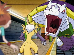 (Dub) Snakes, Trains, and Digimon image