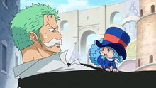 One Piece 640: Explore! Fairies' Island - Green Bit!