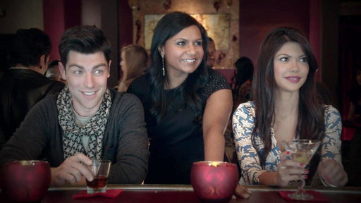 Mindy & Max Greenfield, Disastrous One Night Stand