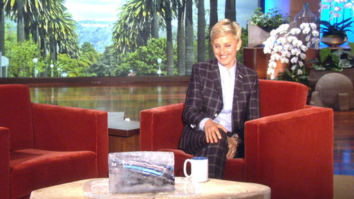 Ellen Has 'Frozen' Items!