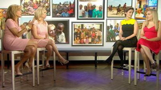 Young Woman Raises $940K for Kids in Africa