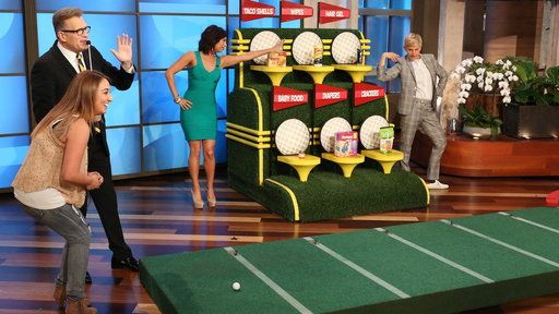Ellen's Show Goes 'The Price Is Right'