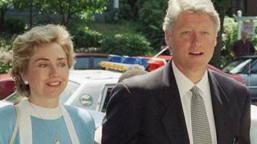 Clinton Papers Reveal Some Political Irony