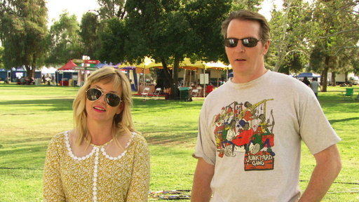 Letters to Cleo Discuss the Parks Finale