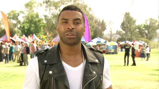 Ginuwine's Season 6 Finale Interview