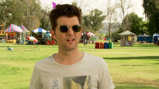Adam Scott's Season 6 Finale Interview