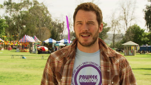 Chris Pratt's Season 6 Finale Interview