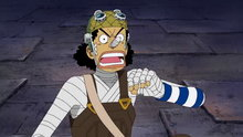 One Piece 247: The Man Who Is Loved Even by His Ship! Usopp's Tears!