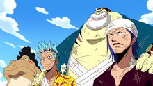 One Piece 248: Franky's Past! The Day the Sea Train First Ran!