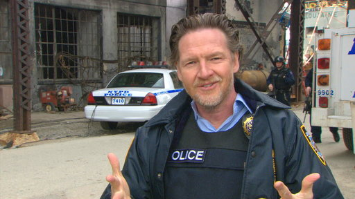 Guest Star Donal Logue Talks SVU