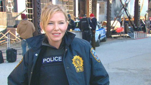 Kelli Giddish Talks Rollins and Murphy