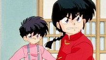 Ranma 1/2 134: Akane's Unfathomable Heart