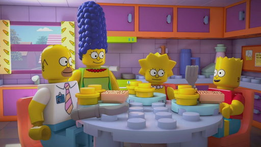 There's Something Different About the Simpsons Today...