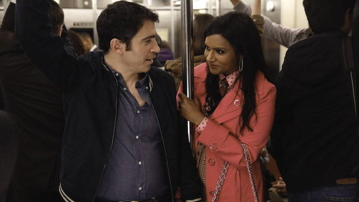 22. Danny and Mindy