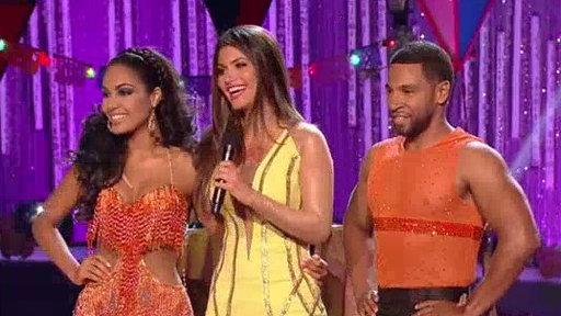 """Lupita Jones: """"Yo Quiero Bailar Bachata Así de Rico"""""""