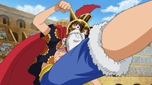 One Piece 643: Shaking Heaven and Earth! Admiral Fujitora's Power!