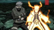 Naruto Shippuden 362: Kakashi's Resolve