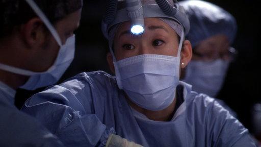 Cristina & Alex: The Last Surgery