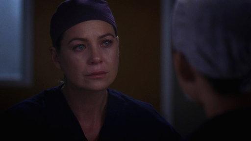Cristina Needs Meredith's Help