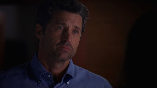 Meredith Won't Go With Derek