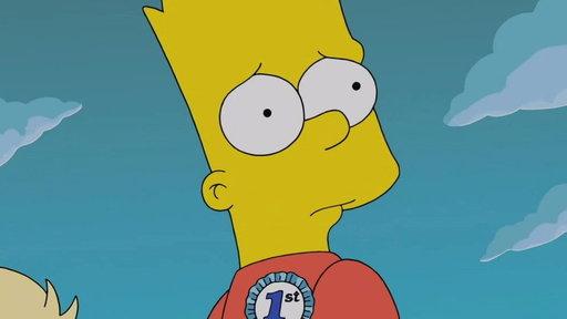 Bart Betrays Milhouse