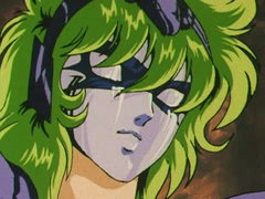 Seiya Turns to Stone! Medusa's Shield image