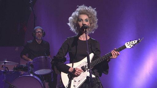 St. Vincent: Digital Witness