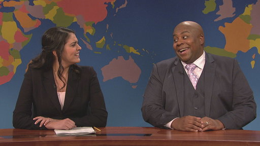 Weekend Update: Magic Johnson
