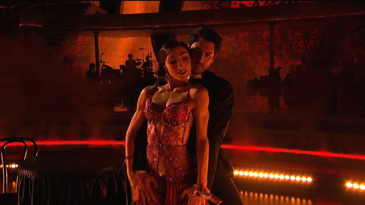 Meryl's Perfect Argentine Tango Reprise