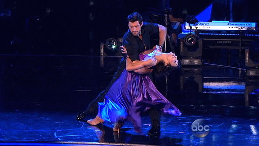 Meryl and Maks Cap a Perfect Finale