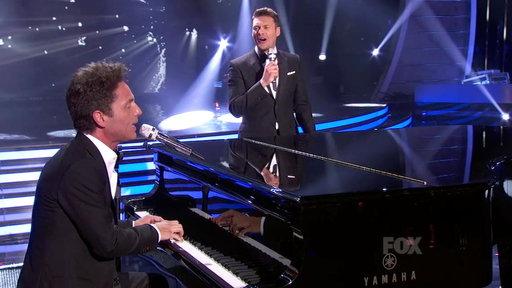 Idol Finale: Richard Marx & Ryan Seacrest