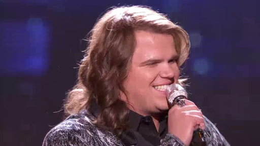 Idol Finale: Caleb Johnson